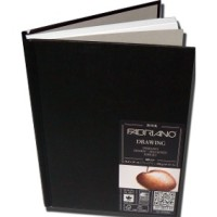 Papel Fabriano Block Drawing Book - 160 gramos A5 - 60 HOJAS