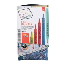 Graphik Painter Line Derwent - 5 PC